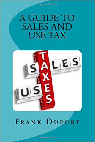 Sales Tax Book