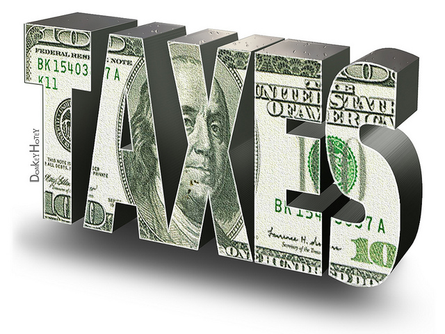 What are local option sales taxes?